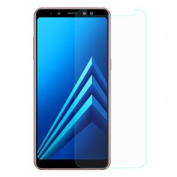 Sticla Securizata 5d Full Screen 2mm (full Glue) Samsung Galaxy A6 Plus 2018, Black (Blister)
