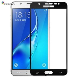 Sticla Securizata 5d Full Screen 2mm (full Glue) Samsung Galaxy J5 2017, Black (Blister)