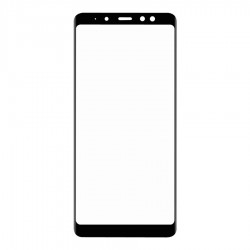 Sticla Securizata 5d Full Screen 2mm (full Glue) Samsung Galaxy J6 2018, Black (Blister)