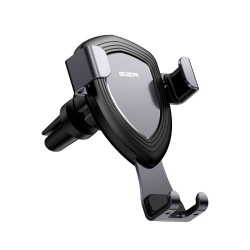 Suport telefon ESR Gravity Car Mount negru