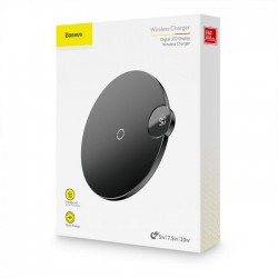 Incarcator Baseus Wireless 10W Black